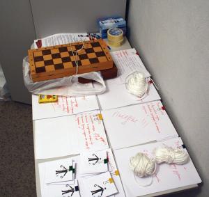 Фото к Как мы отметили День шахмат