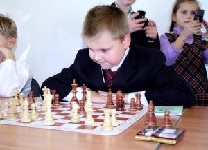 Фото к В гостях центра - чемпионка мира по шахматам Александра Костенюк