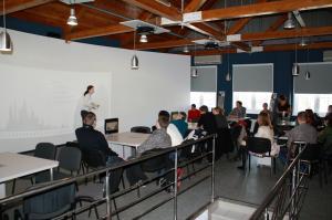 Фото к Иностранные студенты в Информационном центре