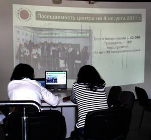 Фото к Визит литовских журналистов