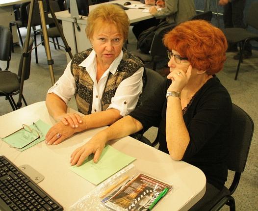 Фото к Компьютерные курсы для пенсионеров