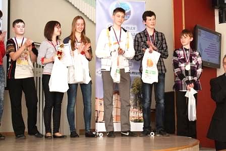 Фото к Эрудиты Балтики-2012