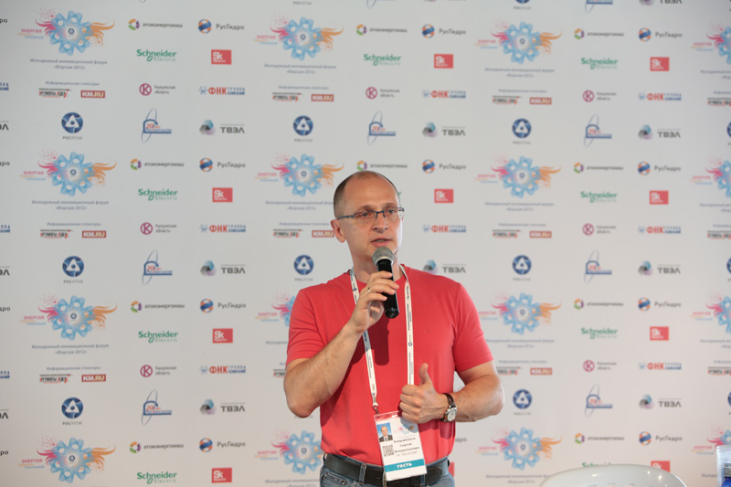 Фото к Встречи с уникальными людьми на «Форсаже-2012»