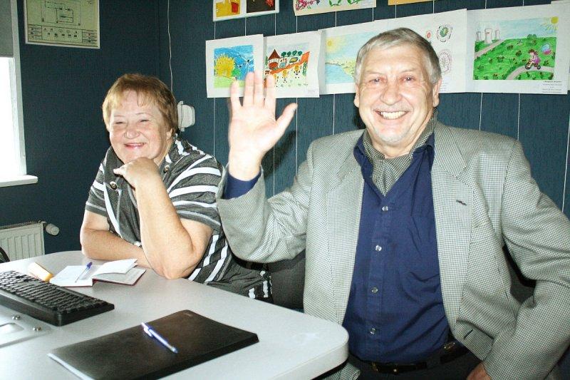 Фото к В новый учебный год с улыбкой