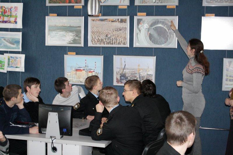 Фото к Увидеть Балтийскую АЭС сможет каждый