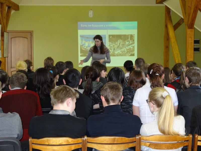 Фото к Виват книга! Или Фестиваль науки и техники приходит в Славск.