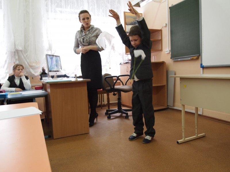 Фото к Использование современного учебно-лабораторного оборудования  на уроках в начальной школе