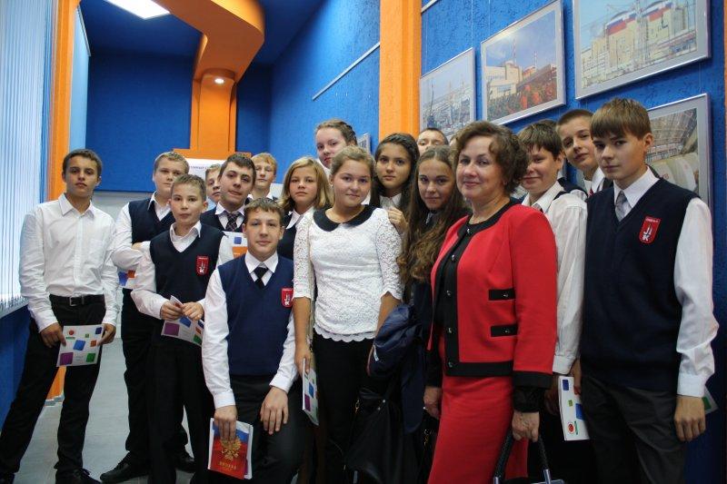 Фото к Калининградский центр атомной энергии вновь распахнул свои двери!