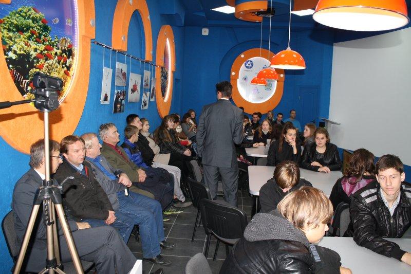 Фото к Профориентационное мероприятие, совместно организованное с руководством КГТУ, ИЦАО и Балтийской АЭС
