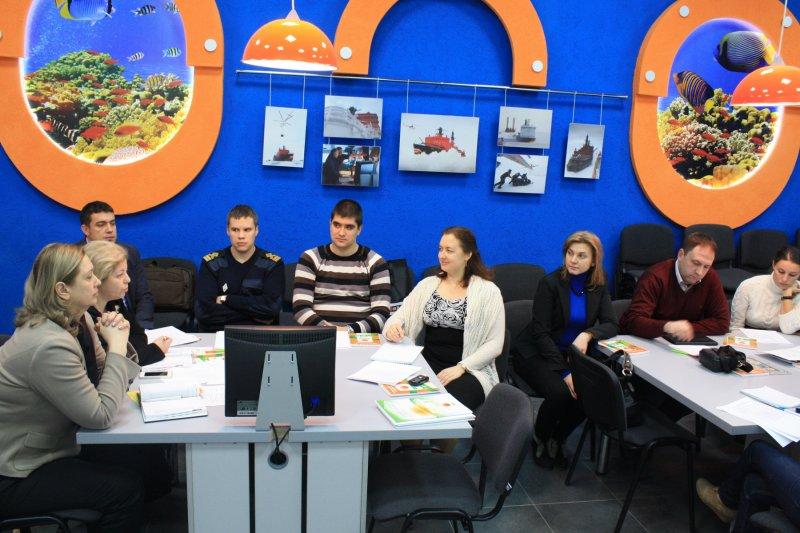 Фото к В  ИЦАЭ г. Калининграда состоялось заседание Совета молодых ученых и специалистов Калининградской области