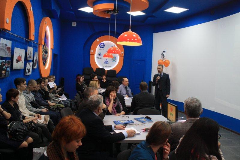 Фото к Калининградский ИЦАЭ отметил День российской науки и четвертый день рождения