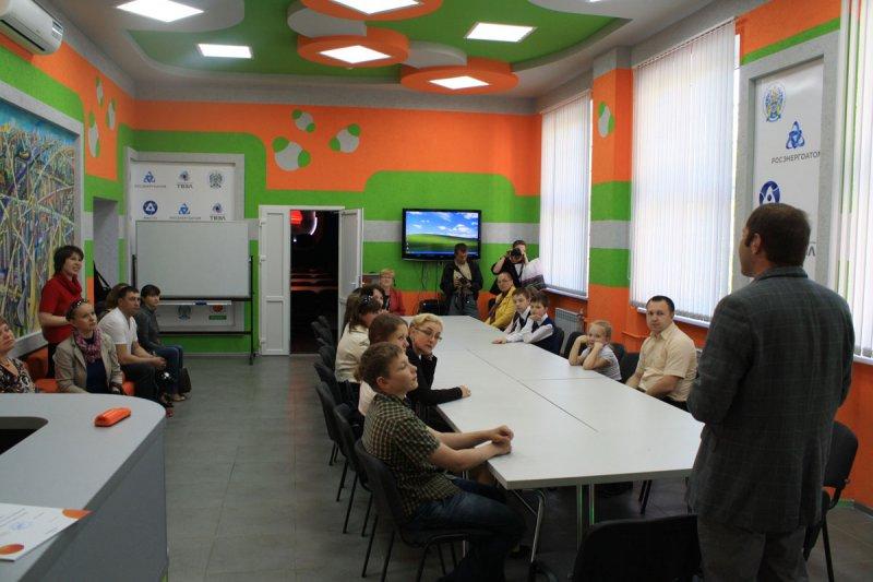 Фото к В Калининграде наградили региональных призеров конкурса «Мой атом»