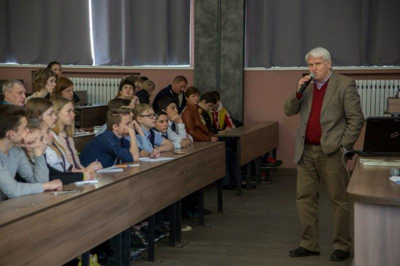 Фото к «КСТАТИ», о науке!